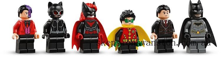 Genuine Lego Batcave Clayface™ Invasion