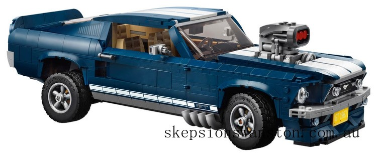 Outlet Sale Lego Ford Mustang