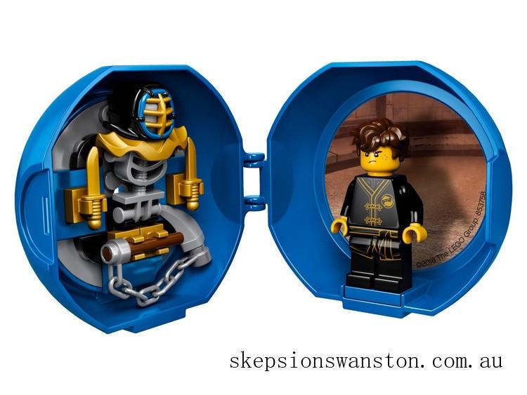 Discounted Lego Jay's Kendo Training Pod