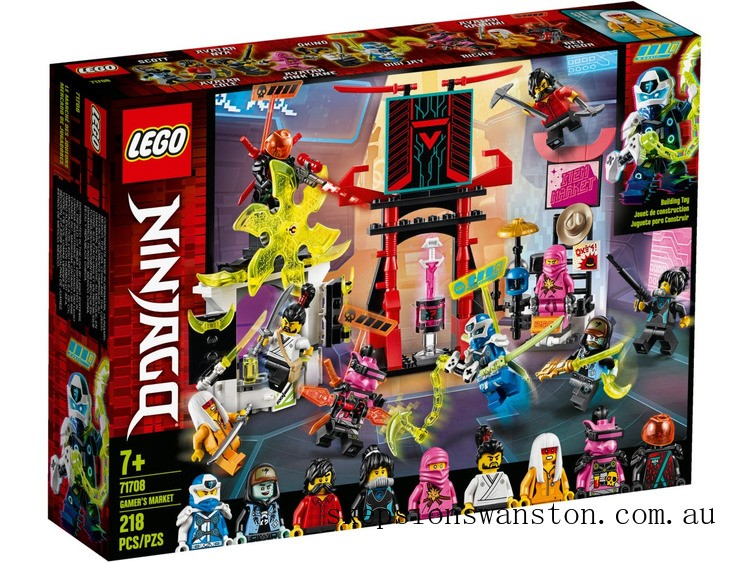 Discounted Lego Gamer's Market