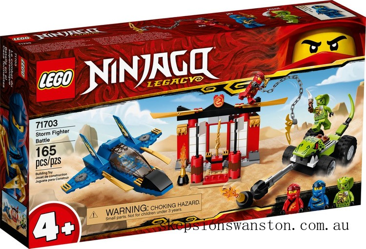 Discounted Lego Storm Fighter Battle