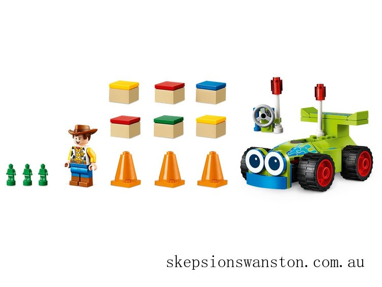 Clearance Lego Woody & RC