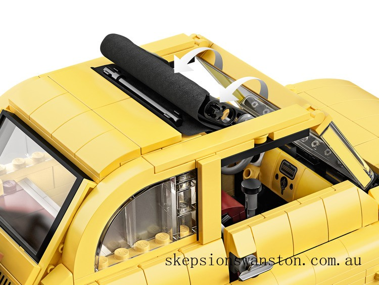 Hot Sale Lego Fiat 500