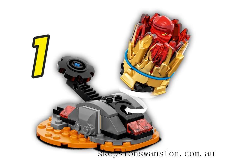 Outlet Sale Lego Spinjitzu Burst - Kai