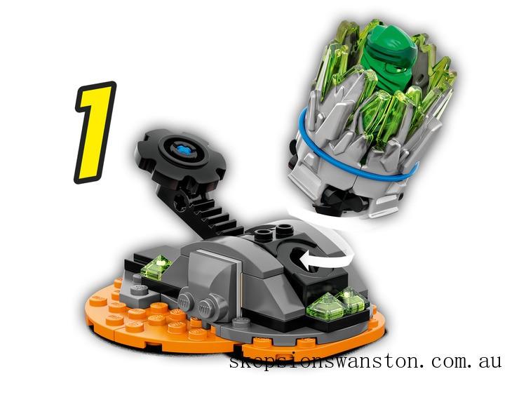 Outlet Sale Lego Spinjitzu Burst - Lloyd