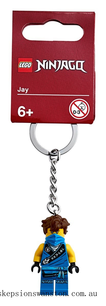 Outlet Sale Lego Jay Key Chain