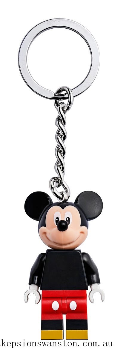 Outlet Sale Lego Mickey Key Chain