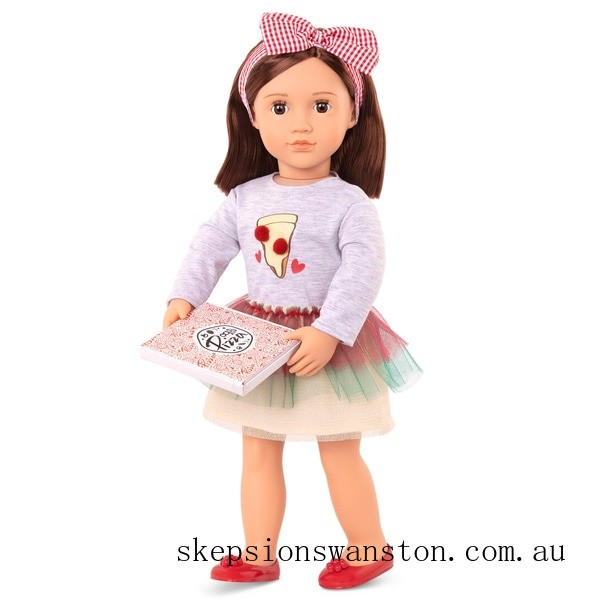 Outlet Sale Our Generation Deluxe Doll Francesca