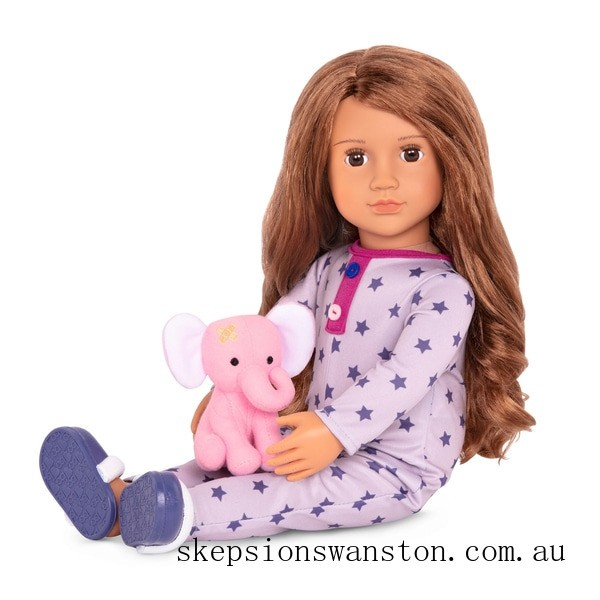 Clearance Our Generation Doll Maria