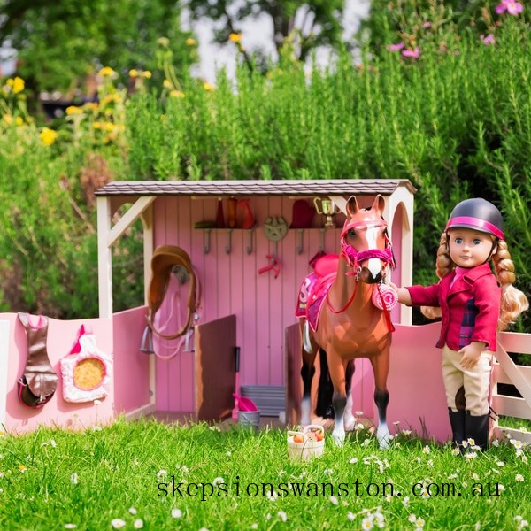 Clearance Our Generation Horse Stable
