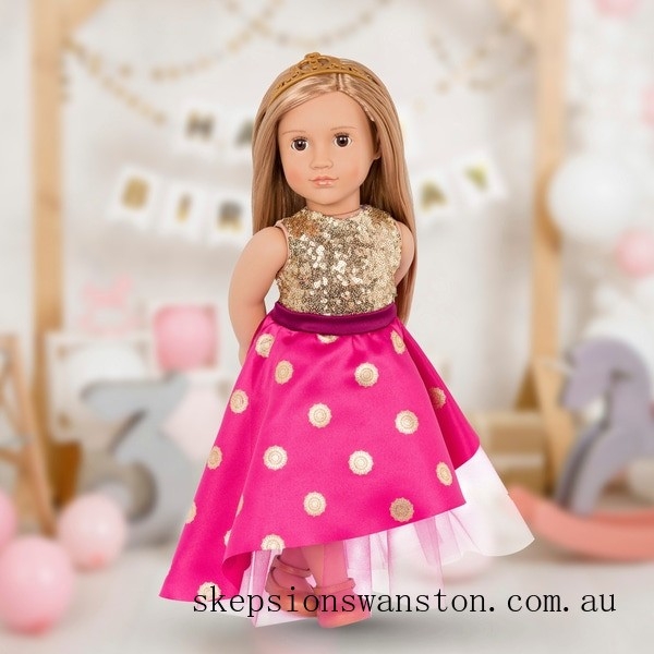 Clearance Our Generation Doll Sarah