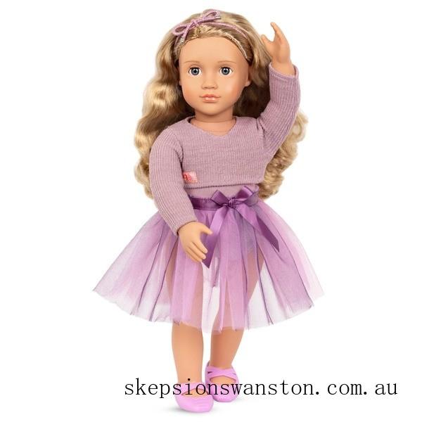 Clearance Our Generation Savannah Doll