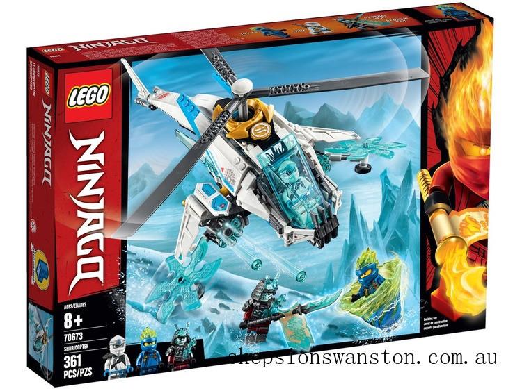 Outlet Sale Lego ShuriCopter