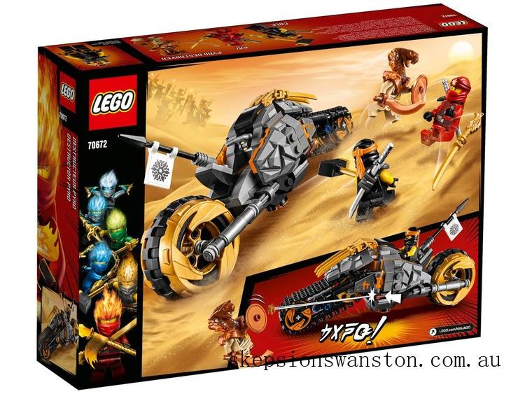 Discounted Lego Cole's Dirt Bike