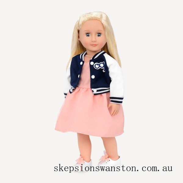 Clearance Our Generation Retro Terry Doll
