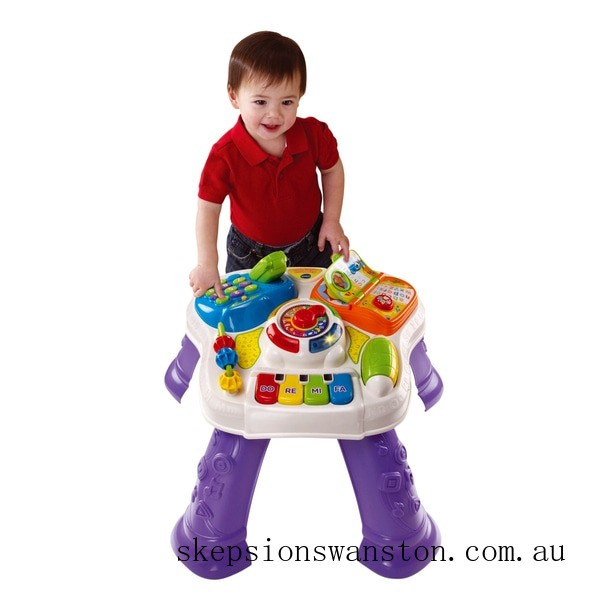 Clearance VTech Learning Activity Table