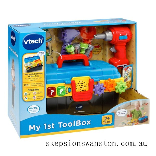 Discounted VTech My First Toolbox