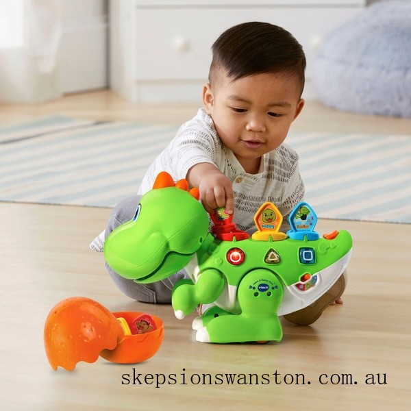 Discounted VTech Learn & Dance Dino