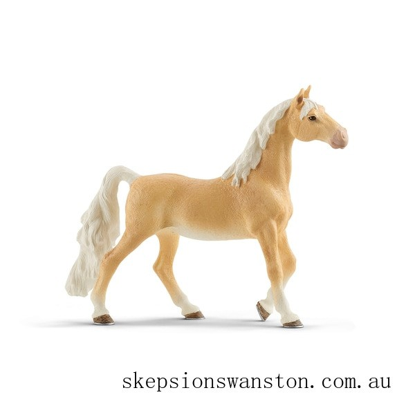 Clearance Schleich American Saddlebred Mare