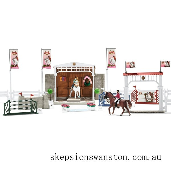 Hot Sale Schleich Horse Club Big Horse Show