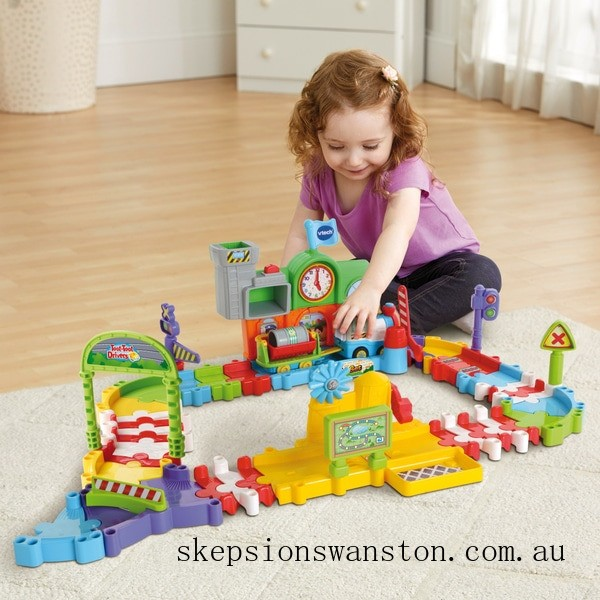 Outlet Sale VTech Toot-Toot Drivers Train Set