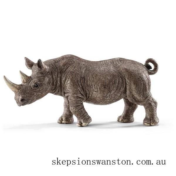 Outlet Sale Schleich Indian Rhinoceros
