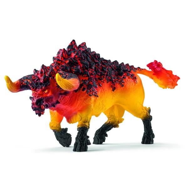Clearance Schleich Eldrador Fire Bull