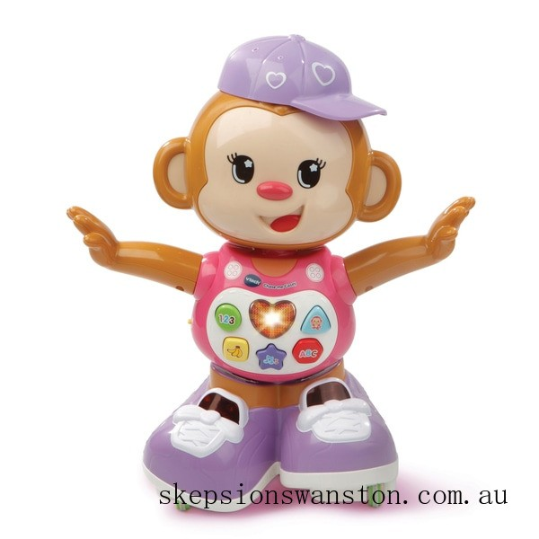Genuine VTech Chase me Casey Pink