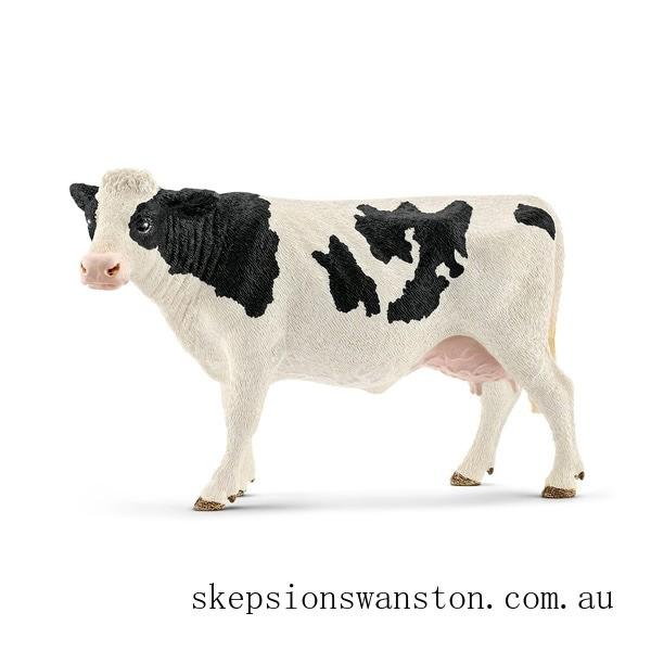 Hot Sale Schleich Holstein Cow Figure