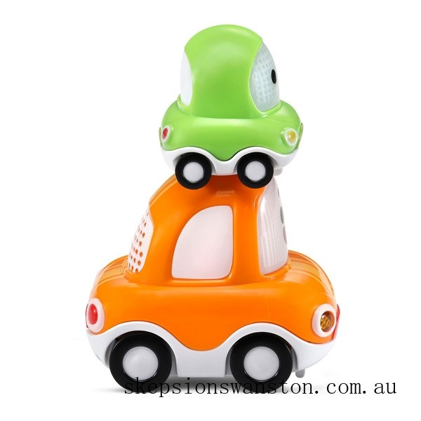 Hot Sale Vtech Toot-Toot Cory Carson Deluxe Combo Cory & Chrissy