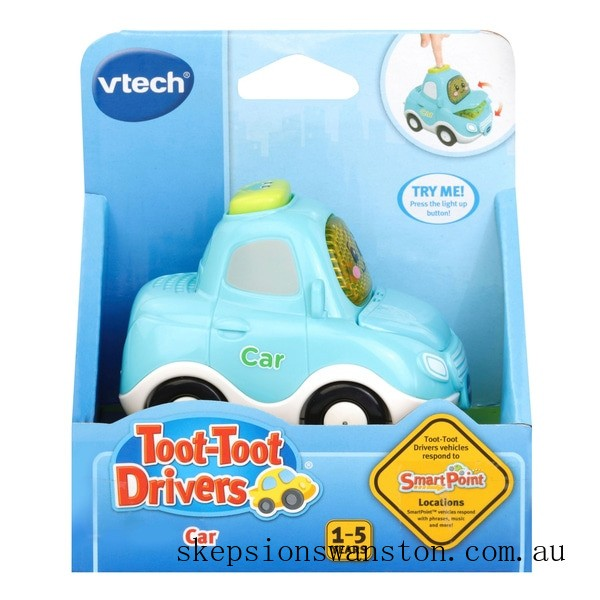 Discounted VTech Toot-Toot Drivers Car