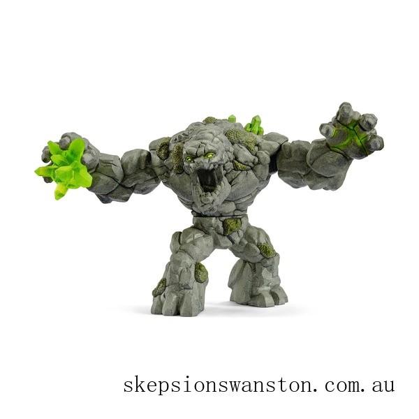 Clearance Schleich Eldrador Stone Monster