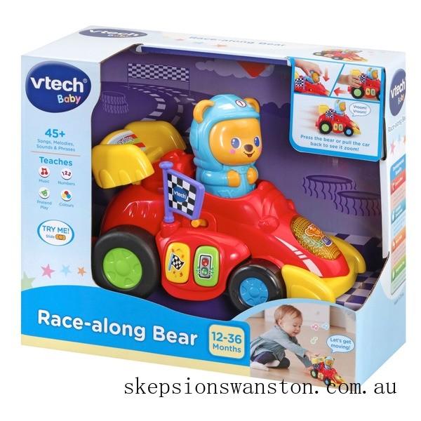 Discounted VTech Baby Race-along Bear