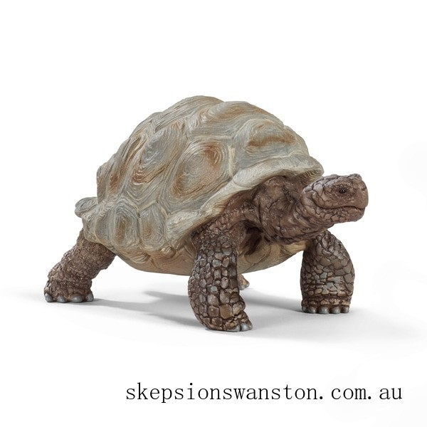 Outlet Sale Schleich Giant Tortoise