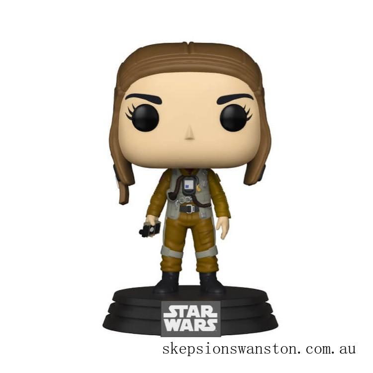 Star Wars The Last Jedi Paige Funko Pop! Vinyl Clearance Sale