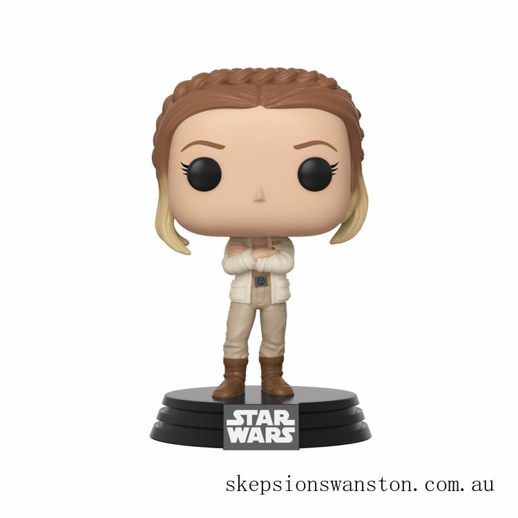 Star Wars The Rise of Skywalker Lieutenant Kaydel Connix Funko Pop! Vinyl Clearance Sale