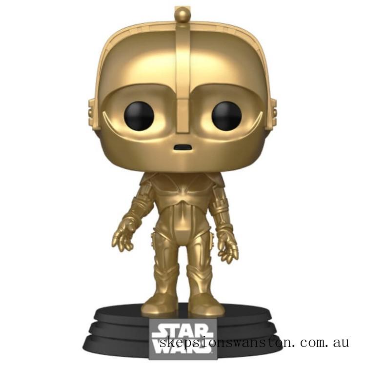Star Wars Concept Series C-3P0 Funko Pop! Vinyl Clearance Sale