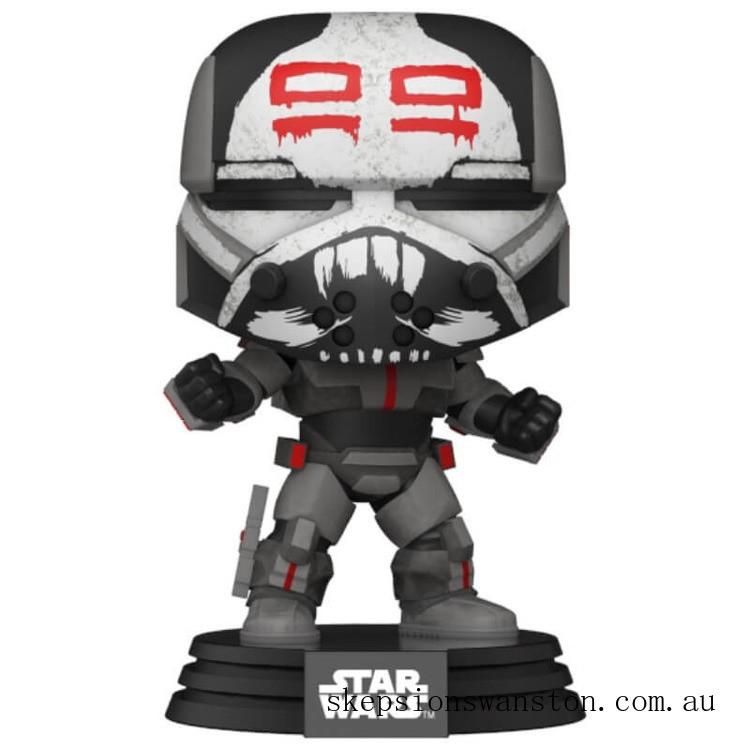 Star Wars Clone Wars Wrecker Funko Pop! Vinyl Clearance Sale