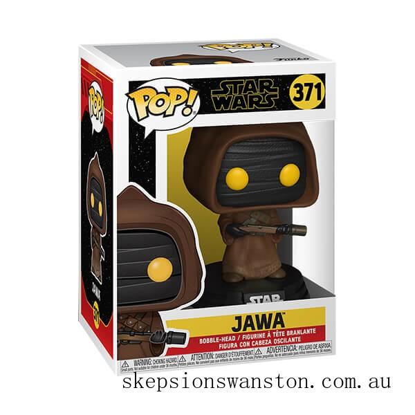 Star Wars Classic Jawa Funko Pop! Vinyl Clearance Sale