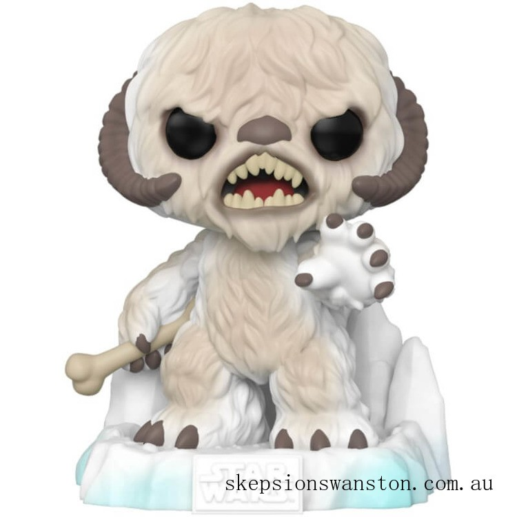 Star Wars Empire Strikes Back Wampa EXC Funko Pop! Deluxe Clearance Sale