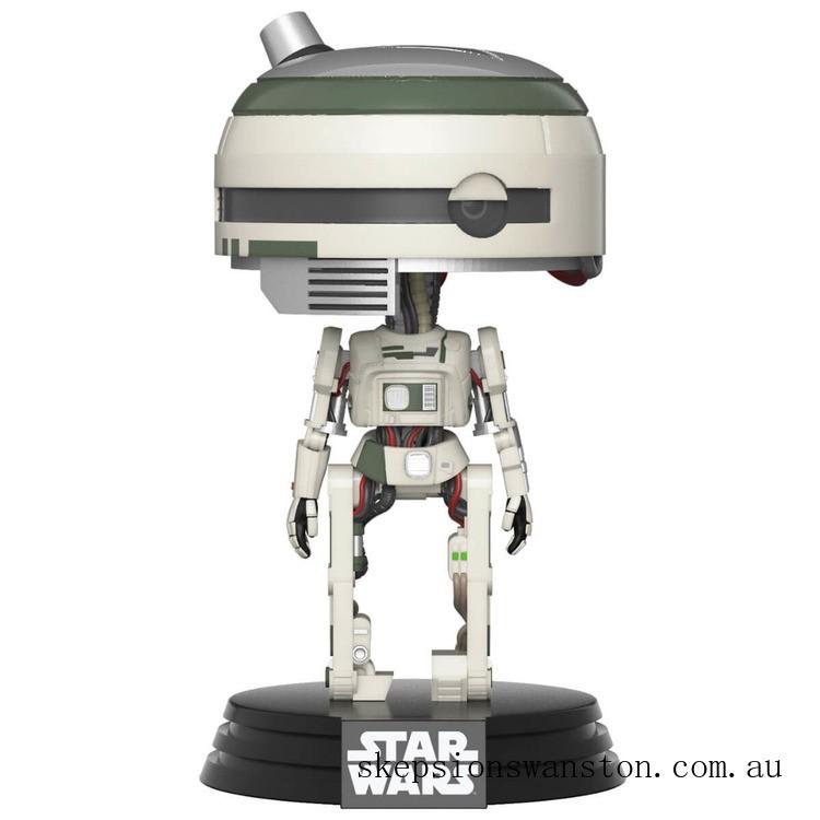 Star Wars: Solo L3-37 Funko Pop! Vinyl Clearance Sale