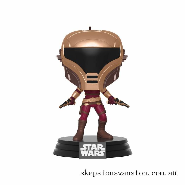 Star Wars The Rise of Skywalker Zorii Bliss Funko Pop! Vinyl Clearance Sale