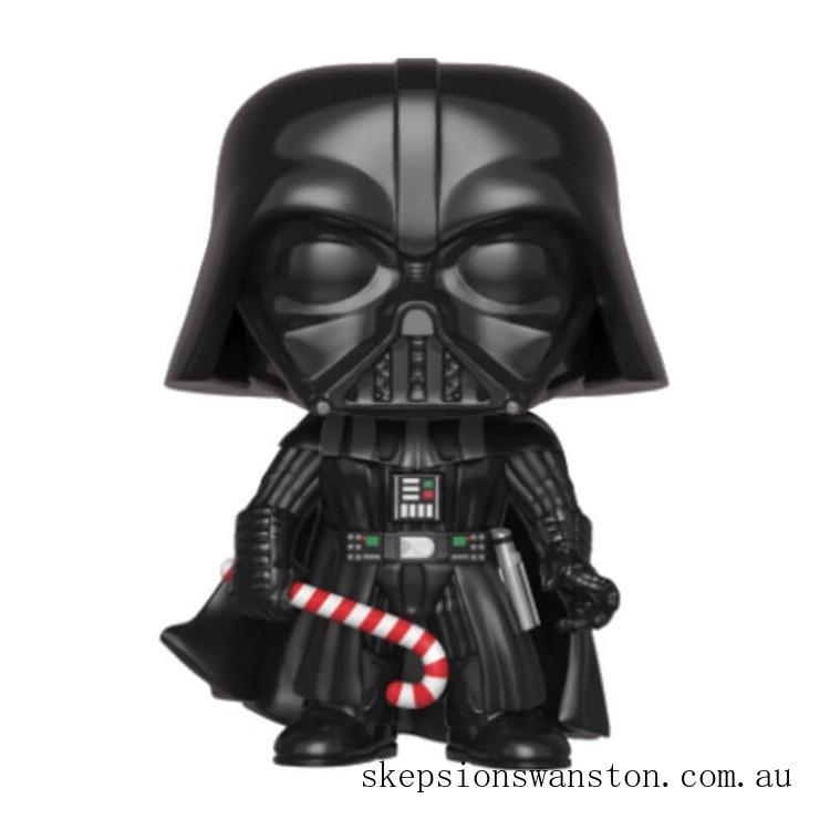 Star Wars Holiday - Darth Vader Funko Pop! Vinyl Clearance Sale