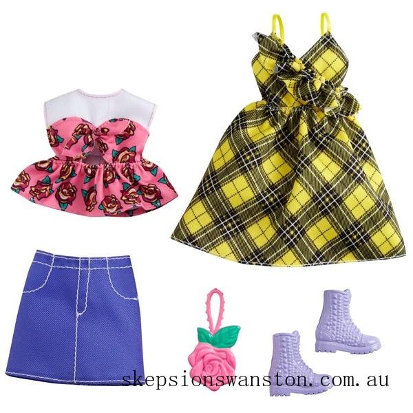 Clearance Barbie Fashions Assortment