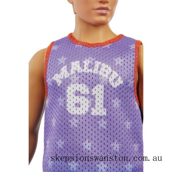 Outlet Sale Ken Fashionista Doll Malibu 61 Tank