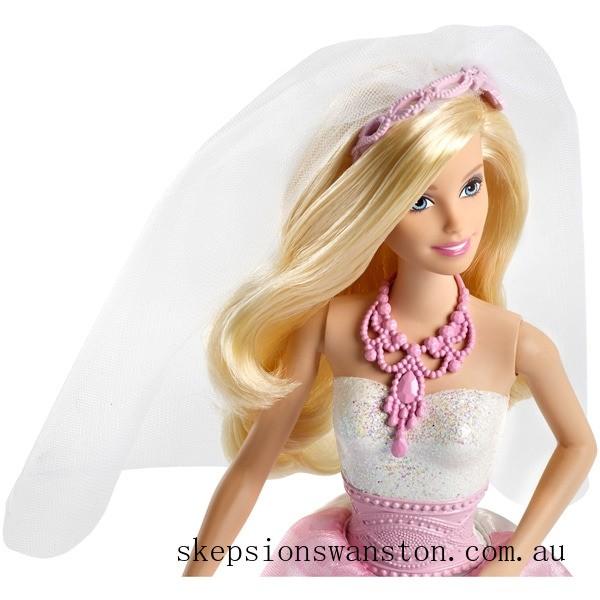 Genuine Barbie Fairytale Bride