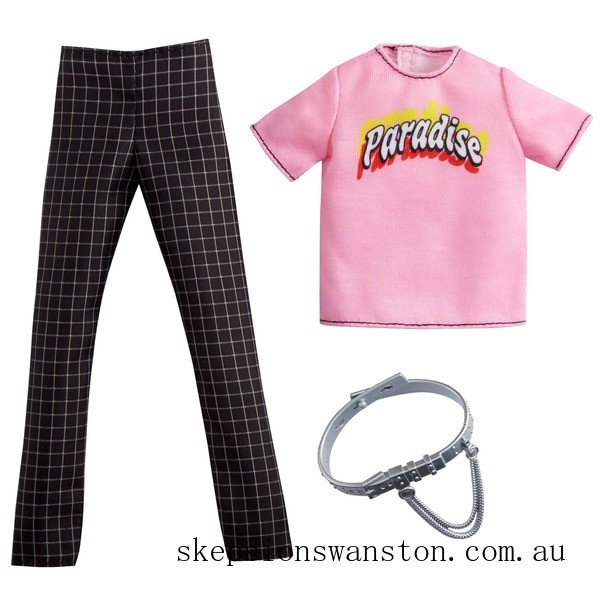 Genuine Barbie Ken Fashion and Accessories Assortment