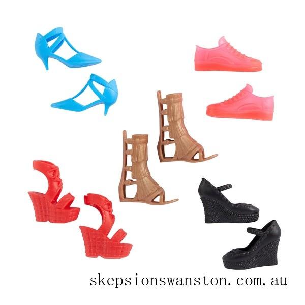 Genuine Barbie Accessories Assortment - Shoes