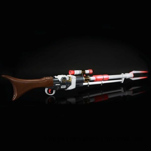 Clearance NERF Star Wars The Mandalorian Amban Phase Pulse Blaster