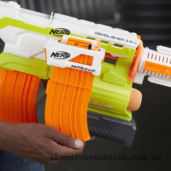 Hot Sale NERF Modulus Ultimate Customizer Pack